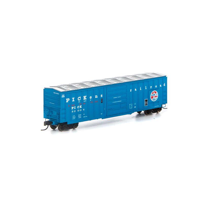 N 50' SIECO Box PICK #50008
