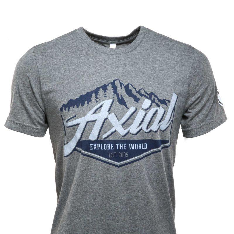 """Explore the World"" Shirt, XXX-Large"
