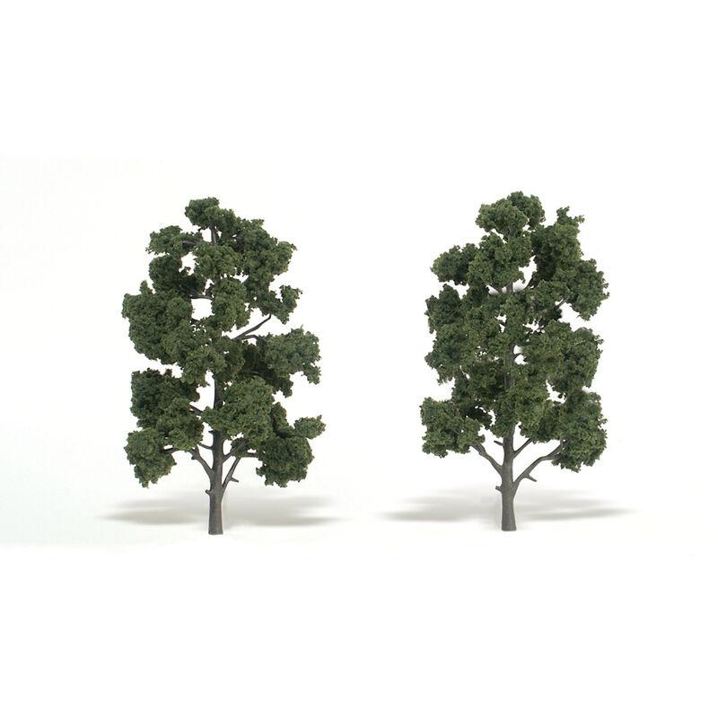 """Ready-Made Tree, Medium Green 8-9"""" (2)"""