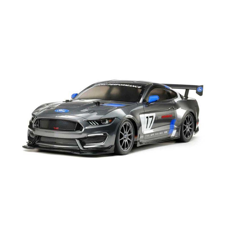 1/10 Ford Mustang GT4 4WD TT-02 Kit