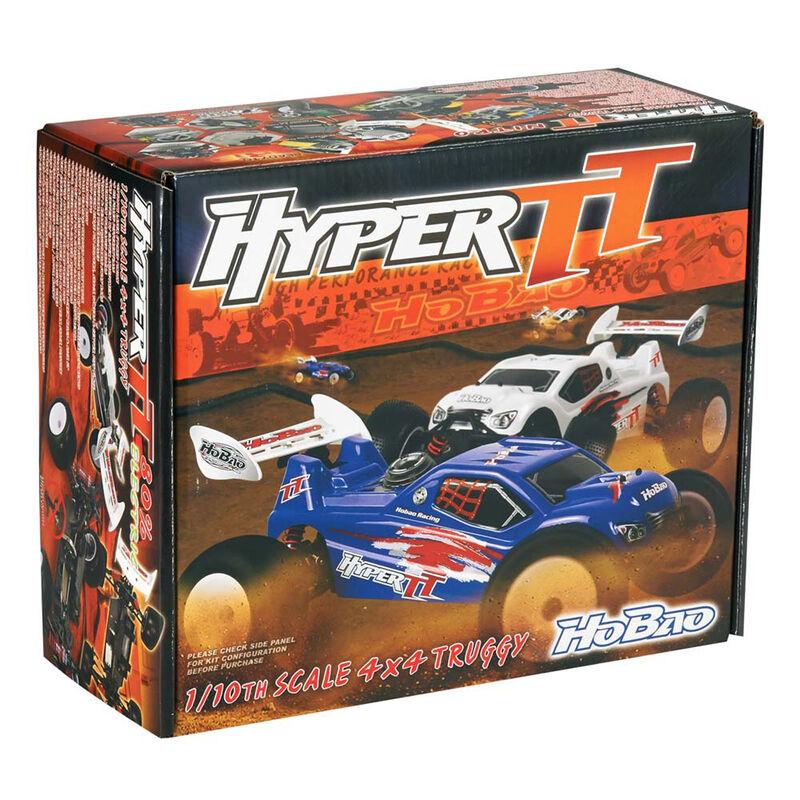 1/10 Hyper TT-e 4WD Stadium Truck Brushless RTR, Blue