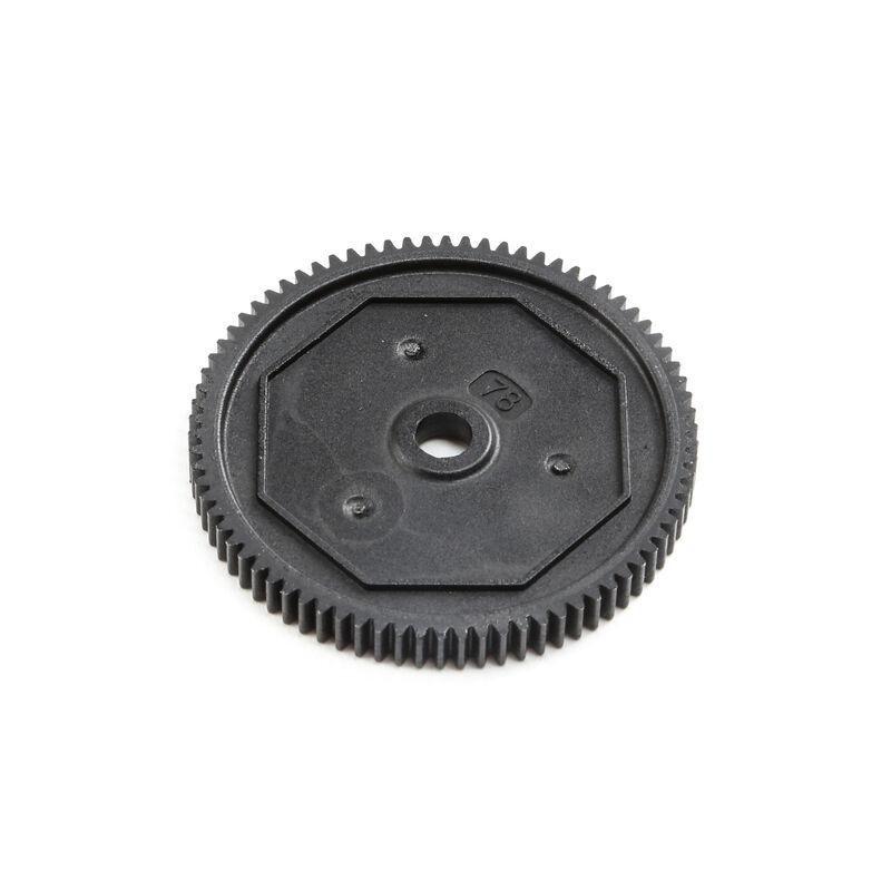 78T Spur Gear, SHDS, 48P