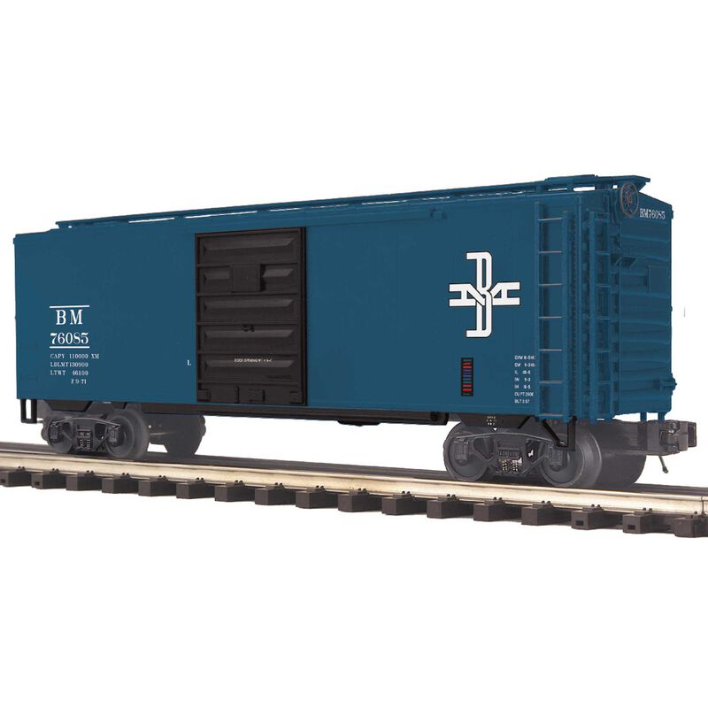 O 40' Box B&M #76085