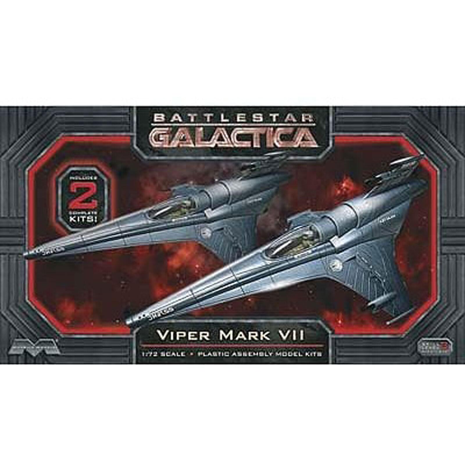 1/72 Battle Star Galactica Viper MKVII (2pack)