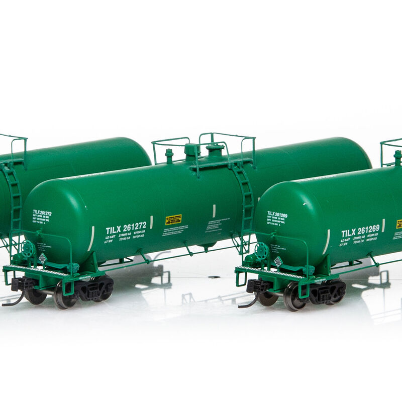 N 30,000 Gallon Ethanol Tank TILX Green #3 (3)