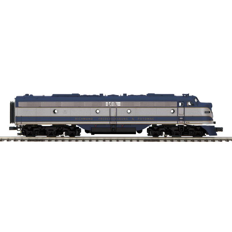 O Hi-Rail E8A w PS3 RF&P #1009