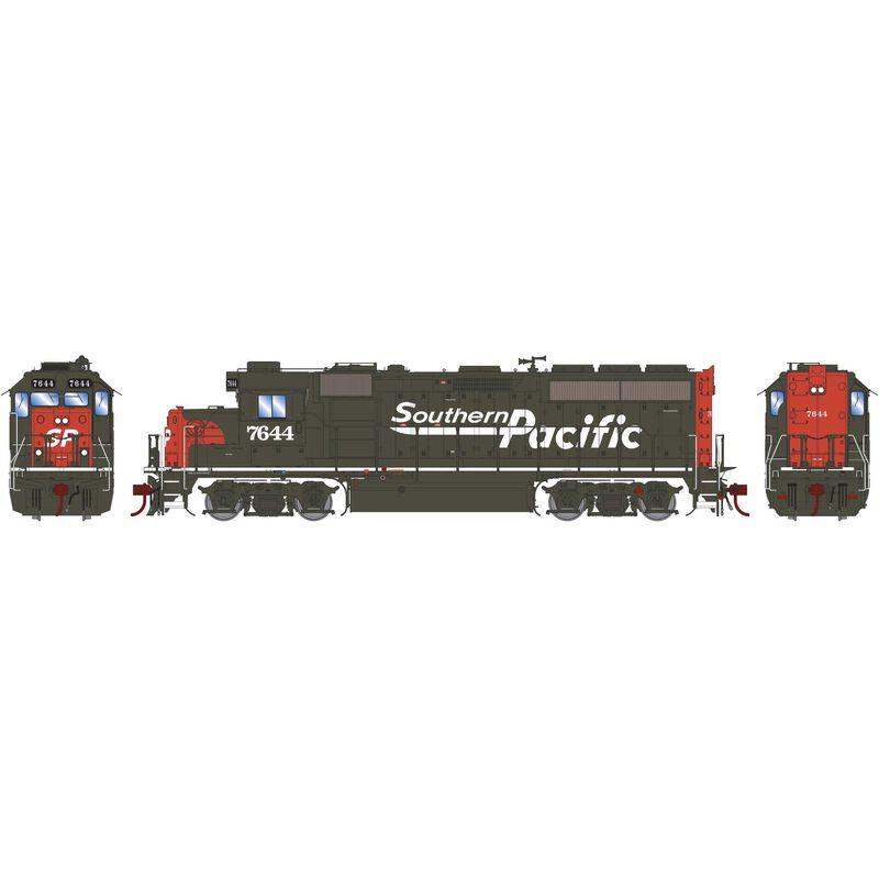HO GP40-2 SP #7644