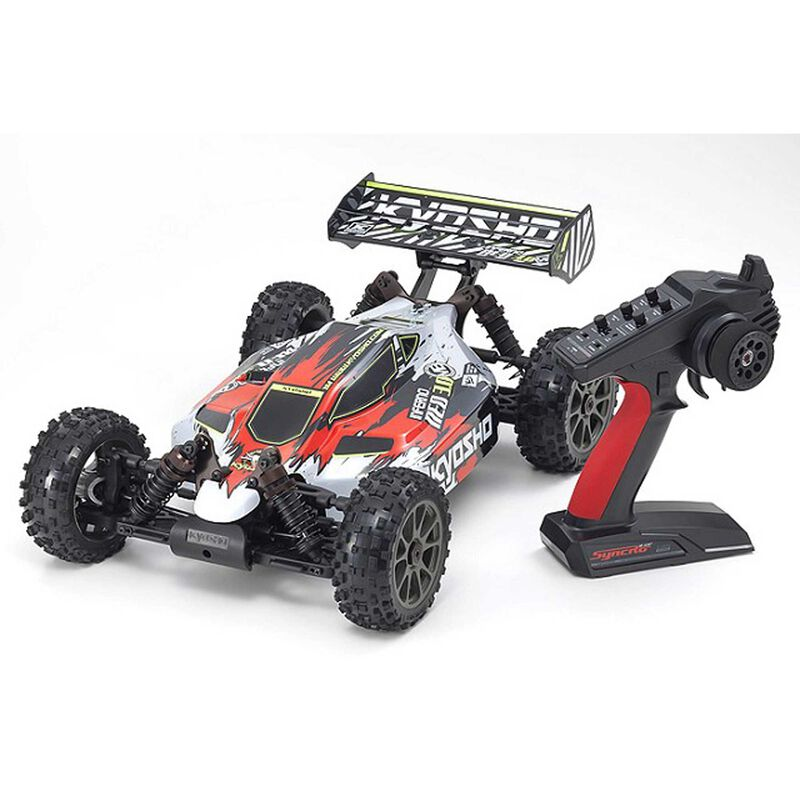 1/8 Inferno Neo3.0 VE 4WD Buggy Brushless RTR, Red