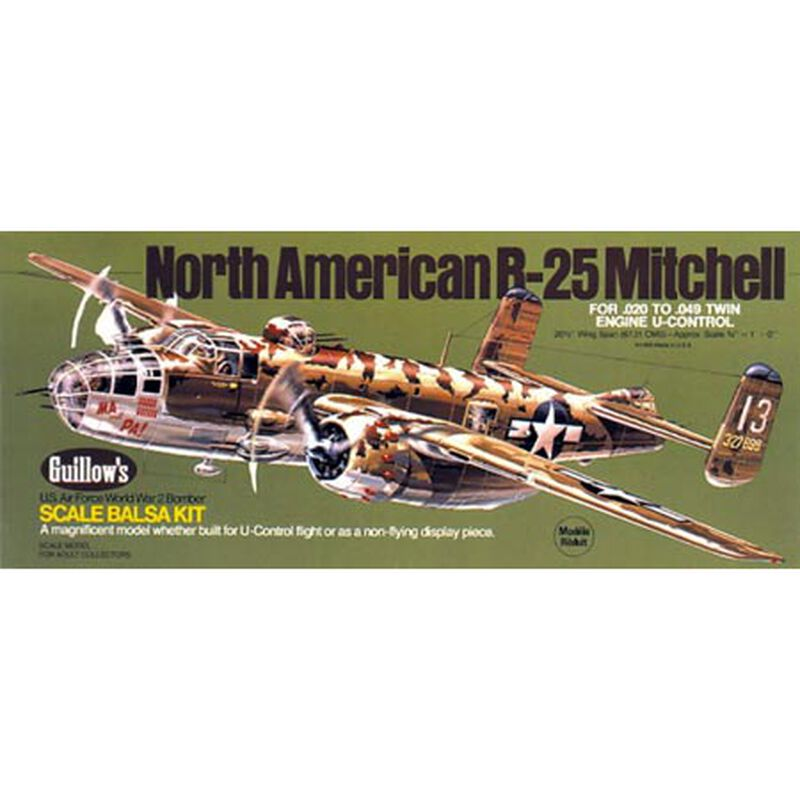 North American B25 Mitchell Kit, 28""
