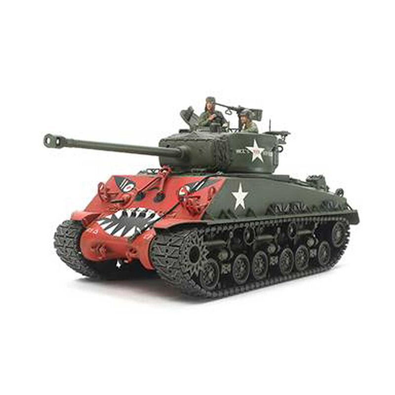 1 35 US Tank M4A3E8 Sherman Easy Eight Korean War
