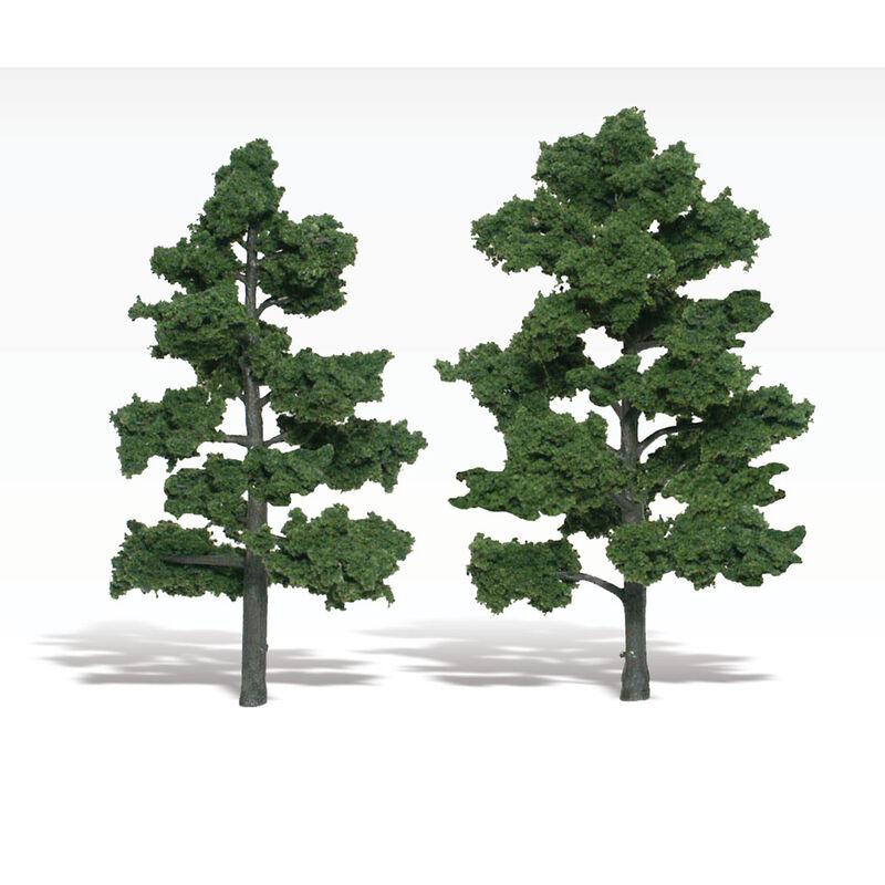 """Ready-Made Tree, Medium Green 6-7"""" (2)"""