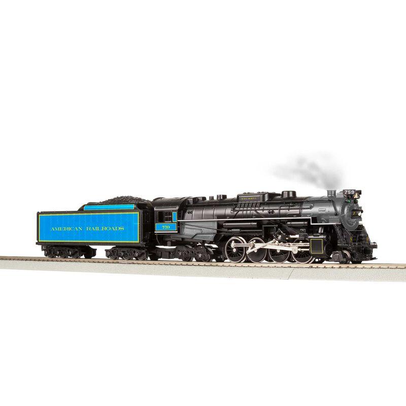 S AF Berkshire w Legacy American Railroads #759
