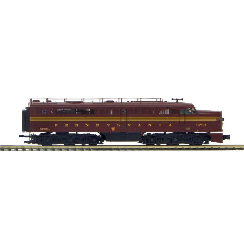 O Hi-Rail PA A w PS3 PRR #69