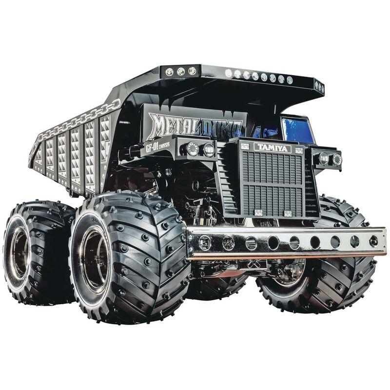 1/24 Metal Dump Truck GF-01 Limited Edition 4WD Kit