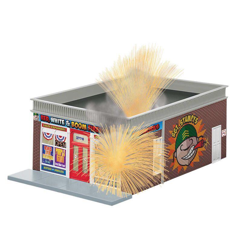 Sgt Stumpy's Red White & Boom Fireworks