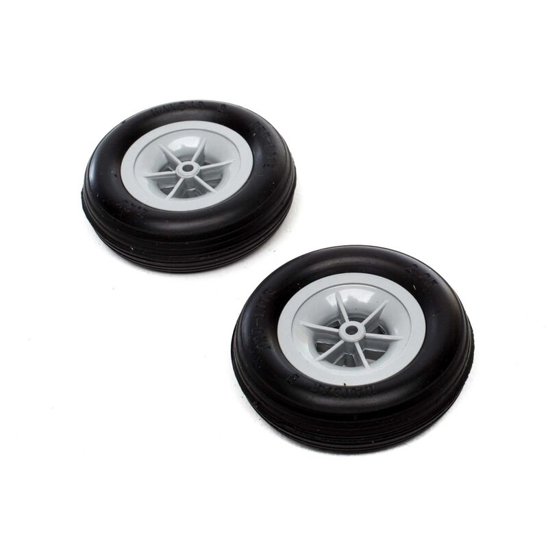 "Pro-Lite Wheels, 2-1/4"" (2)"