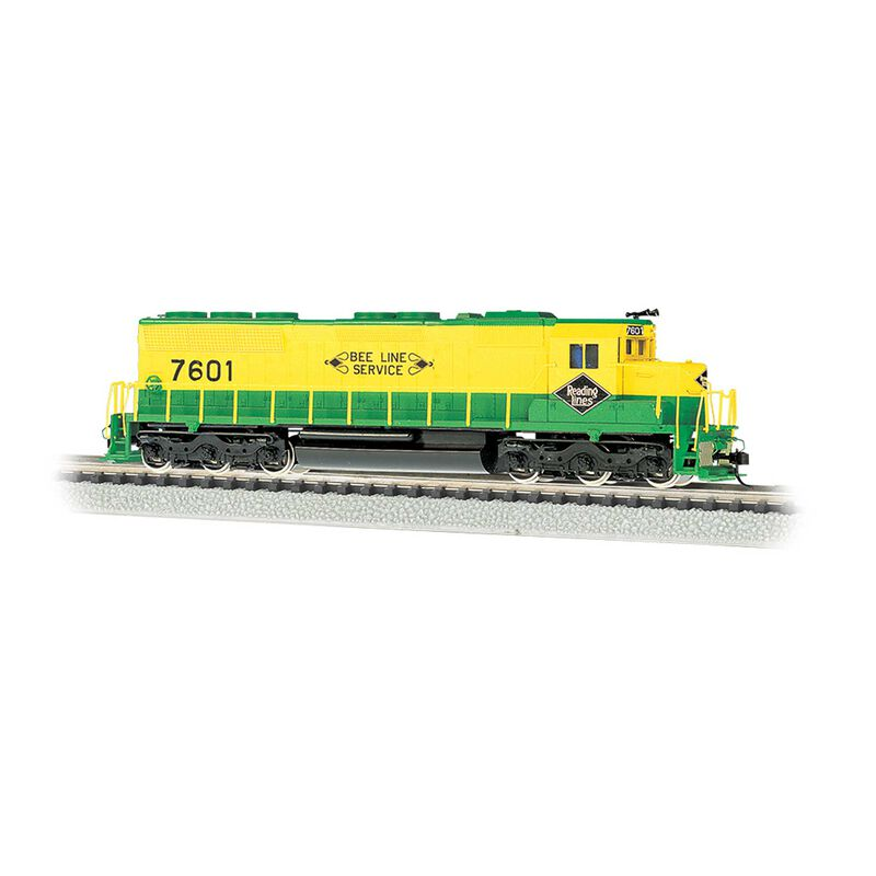 N SD45 w DCC & Sound Value RDG