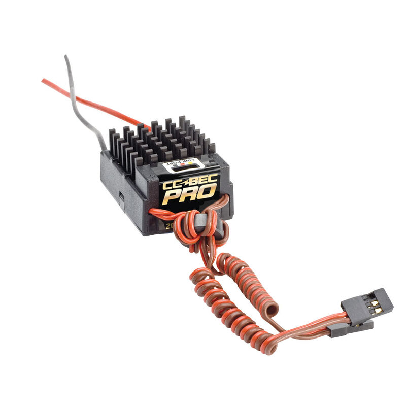 CC BEC PRO 20A Max output 12S Max Switching Regulator