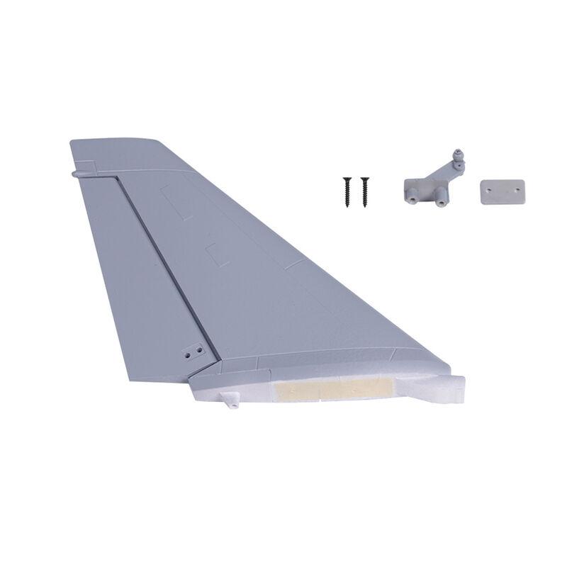Vertical Stab: Yak 130, Grey