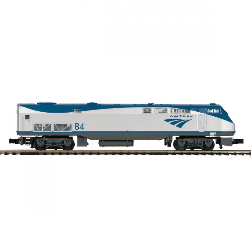 O-27 P42 Genesis with PS3 Amtrak #84