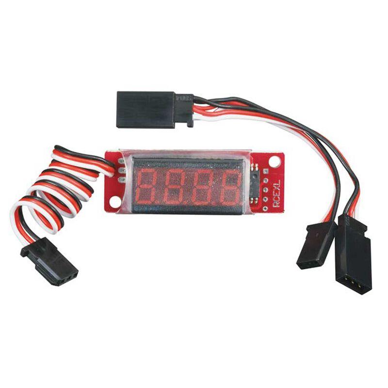 On-Board Digital Tachometer