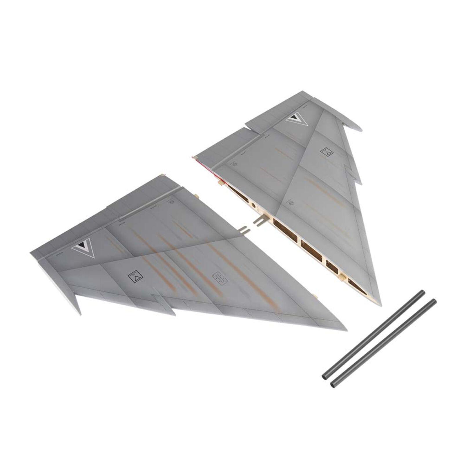 Wing Set Gripen 90mm EDF ARF