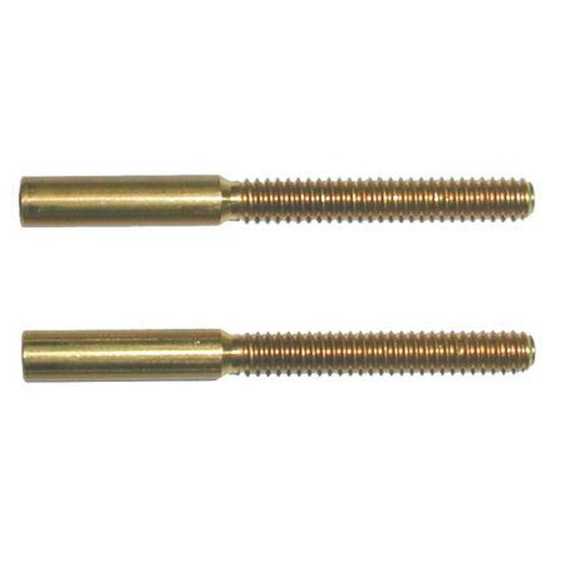 4-40 Threaded Brass Couplers(2)