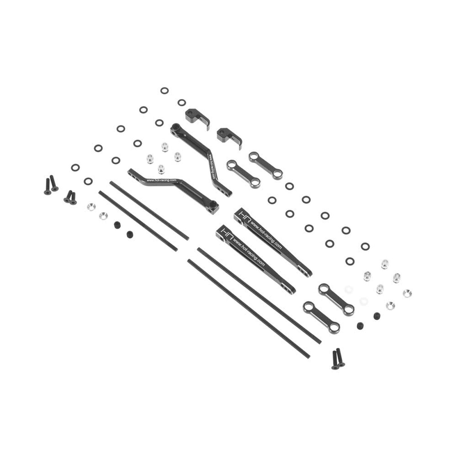 Torsion Sway Bar Set: Axial Bomber