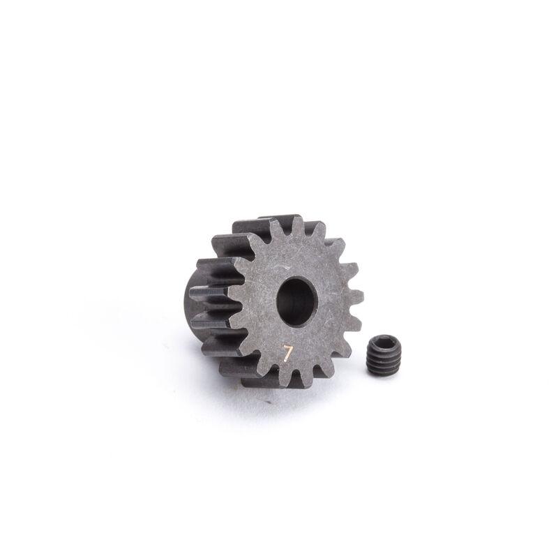Pinion Gear 17T: X6E