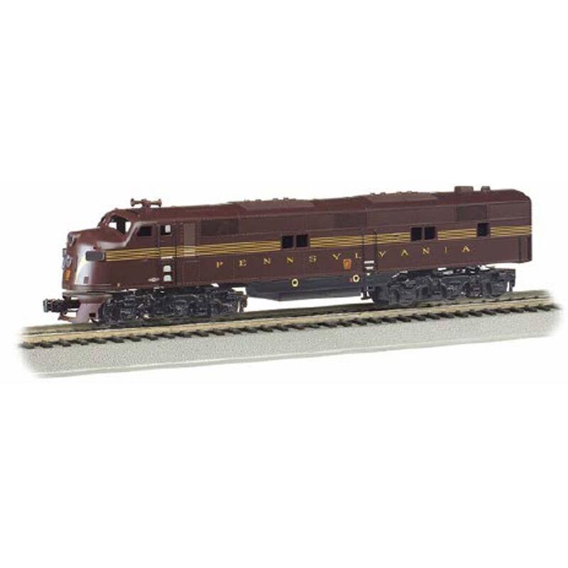 HO E7-A w/DCC & Sound Value, PRR/5 Stripe