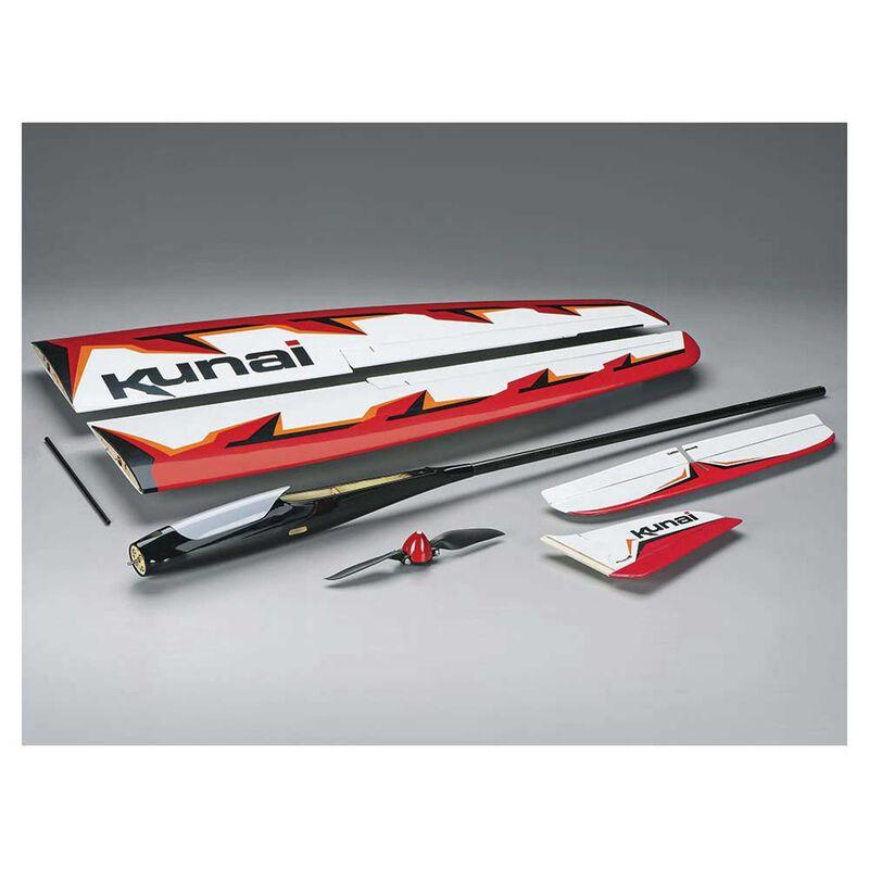 "Kunai 1.4M Sport Glider EP ARF 55"""