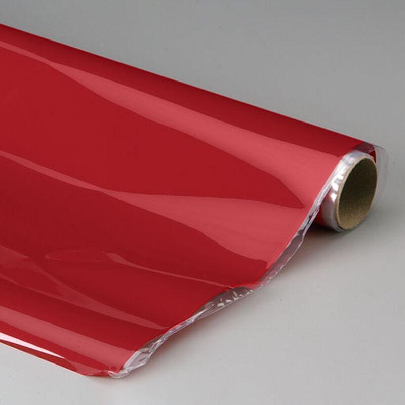 Top Flite MonoKote 6/' Pearl Red RC Plane Covering Film TOPQ0421