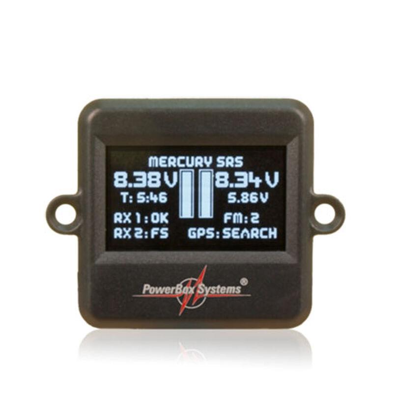 Mercury SRS LCD GPS Sensor Switch with OLED Display