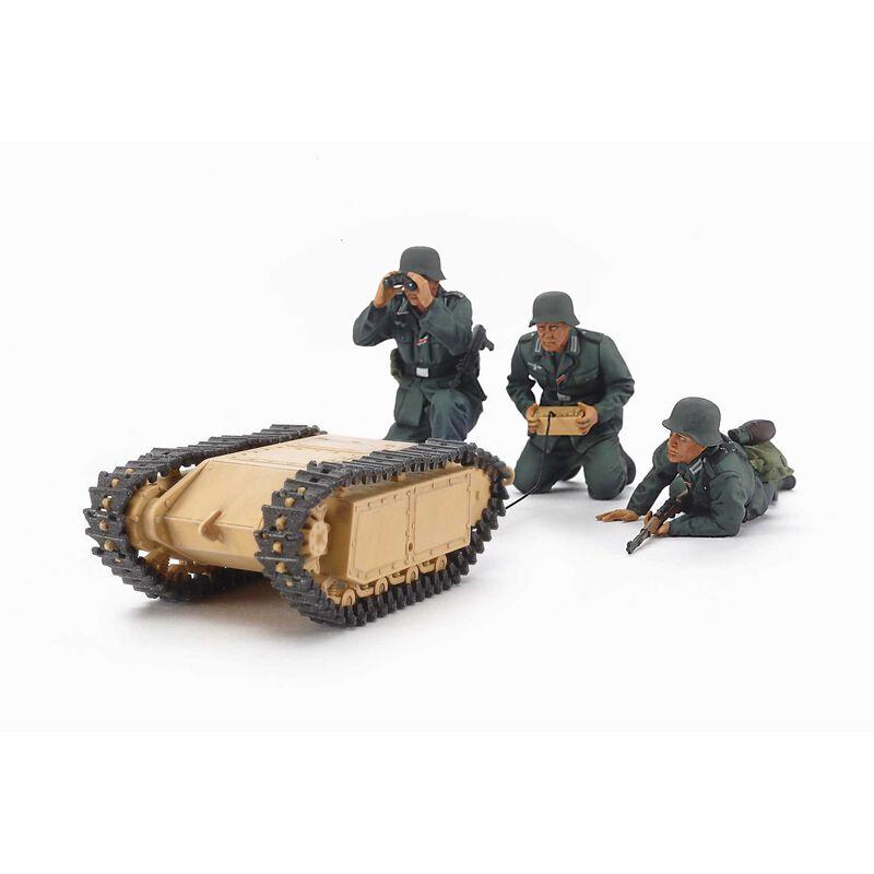 1/35 German Assault Pioneer Team & Goliath Set