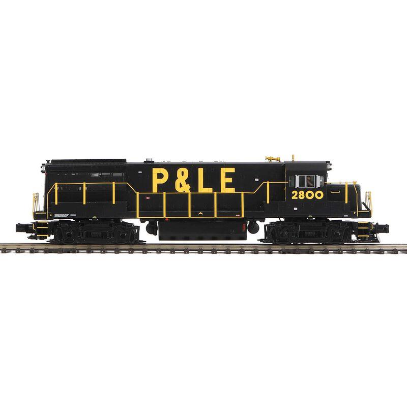 O Scale U25B w PS3 P&LE #2800