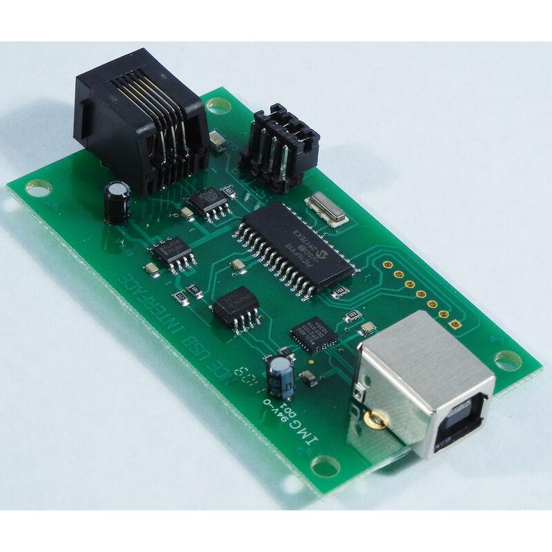 USB Programmer for Power Cab