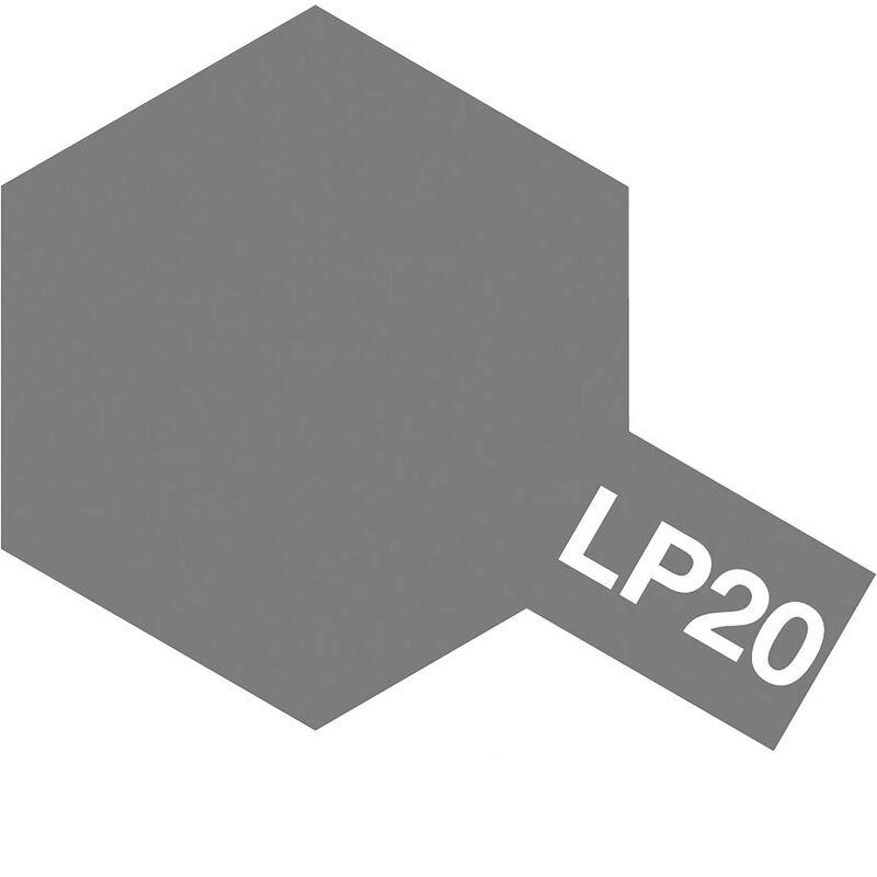Lacquer Paint, LP-20 Light Gun Metal, 10 mL