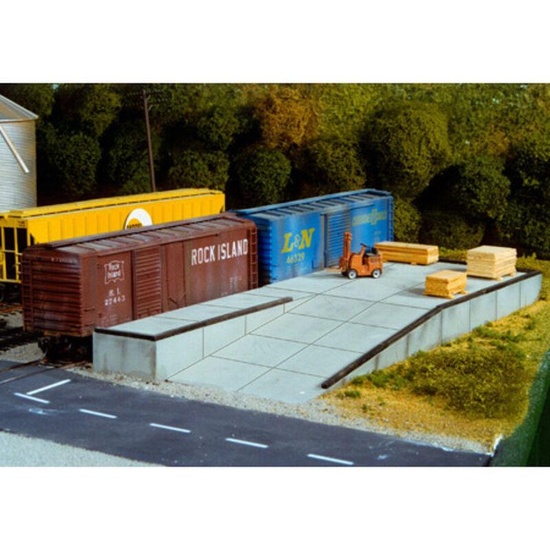HO KIT Loading Dock & Ramp