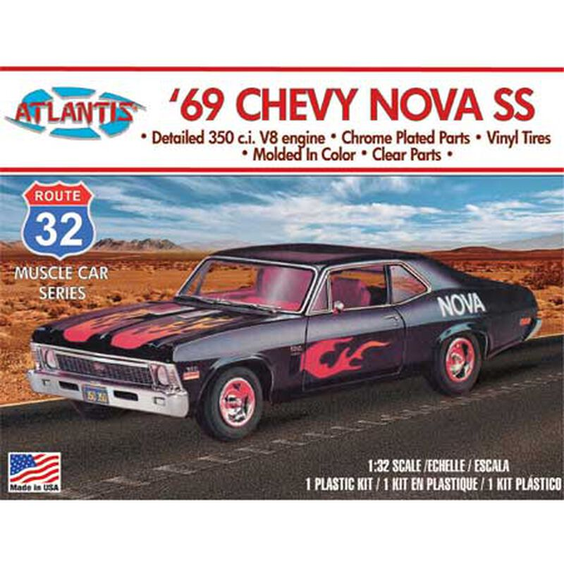 1969 Chevy Nova SS Route 32