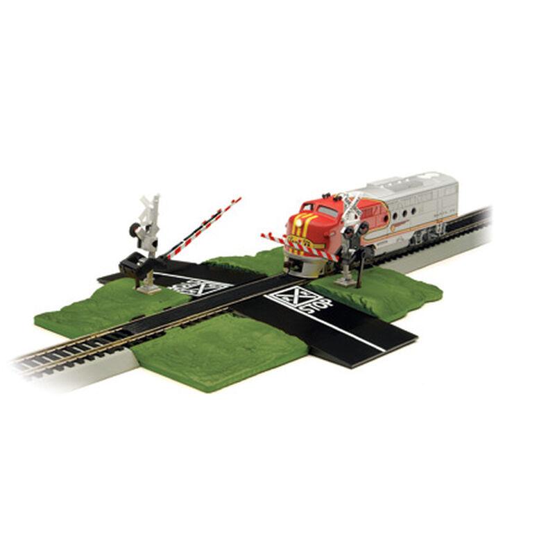 N EZ Track Crossing Gate