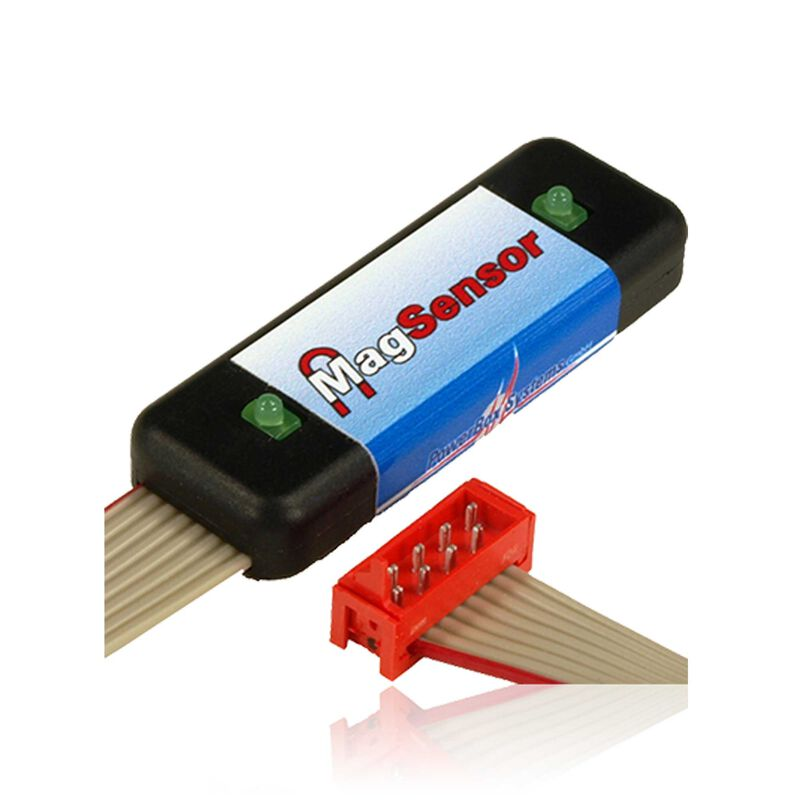 MagSensor Magnetic Power Switch, Red Connector