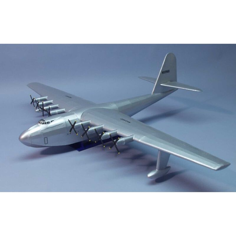 Hughes Flying Boat Spruce Goose Kit, 30""