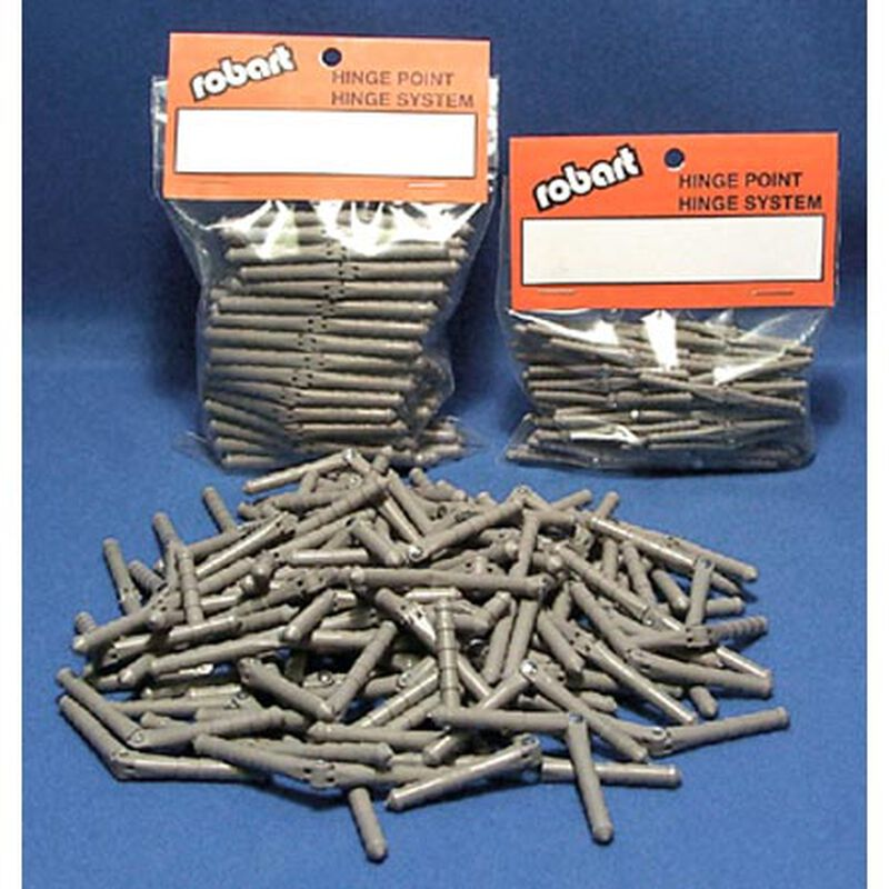 "1/8""Steel Pin Hinge Points (100)"
