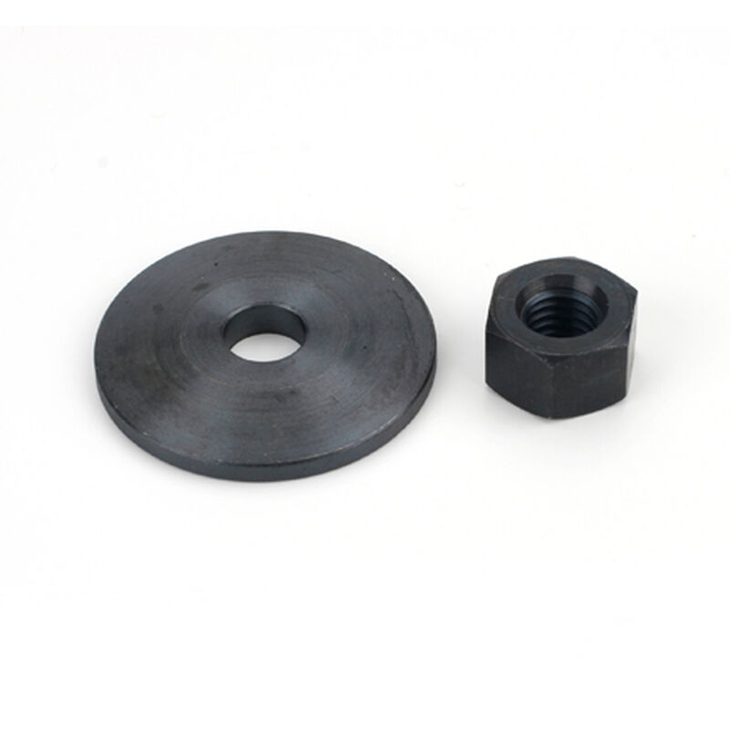 Prop Washer & Nut: 120-220A, BO, BP