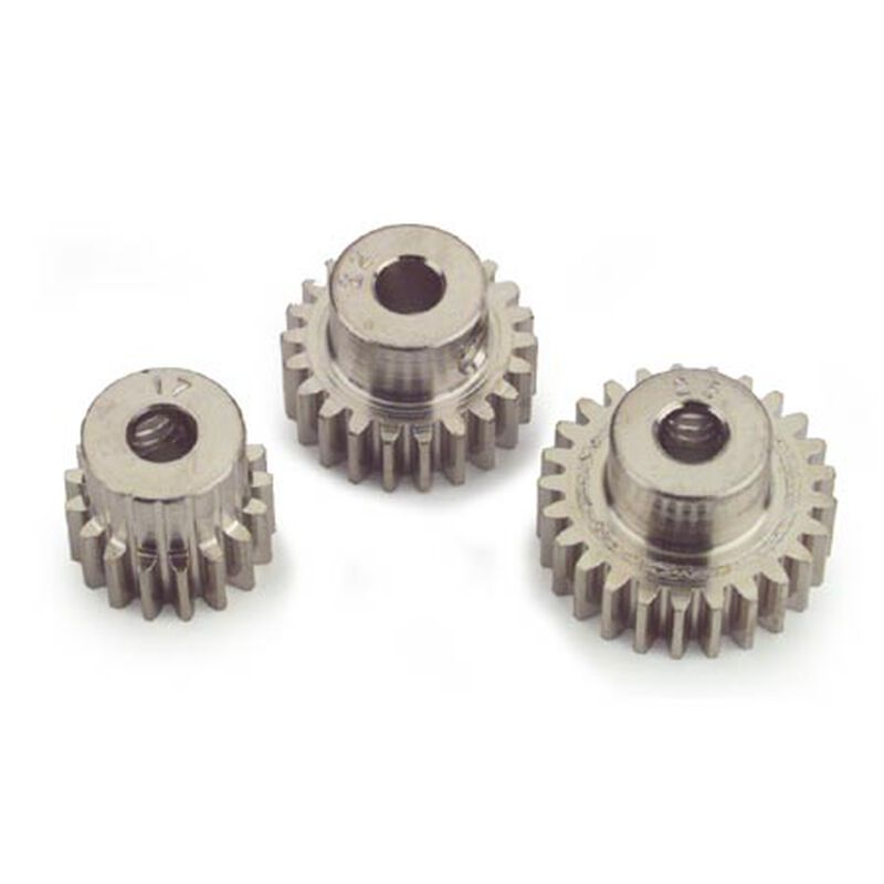 48 Pitch Pinion Gear, 17T