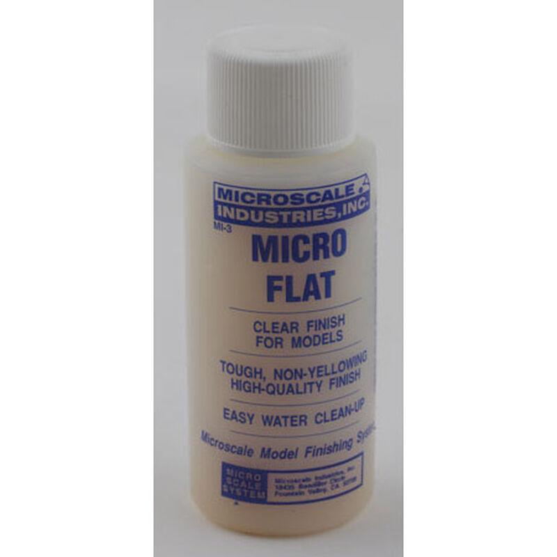 Micro Coat Flat, 1 oz