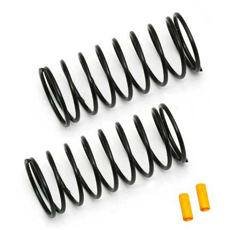 Factory Team 12mm Front Springs Yellow 3.75 lb