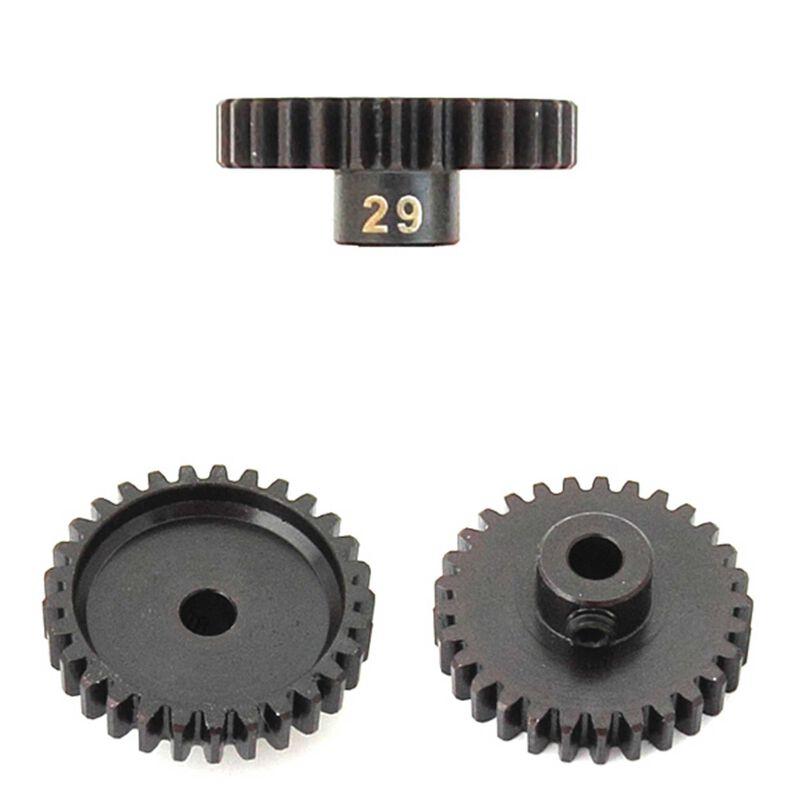 M5 Pinion Gear, 29T, MOD1, 5mm Bore, M5 Set Screw
