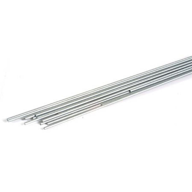 "Threaded Rods, 2-56 x 48"" (24)"