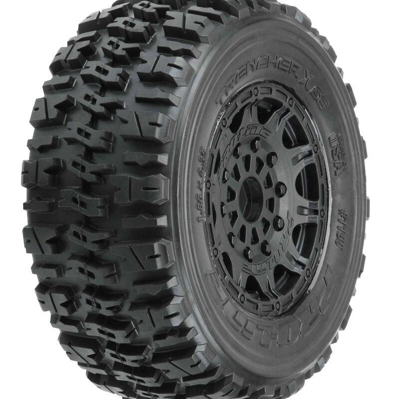 Trencher X SC M2 Tires MTD Raid 17mm F/R
